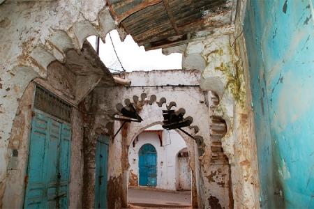 Marruecos, La Medina de Tetuán.  Imagen: Antonio Belchior  10-10-2010