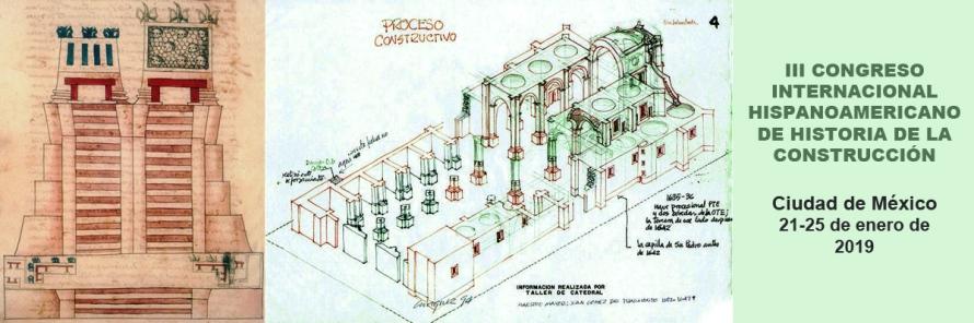 III CONGRESO DE HISTORIA DE LA CONSTRUCCION